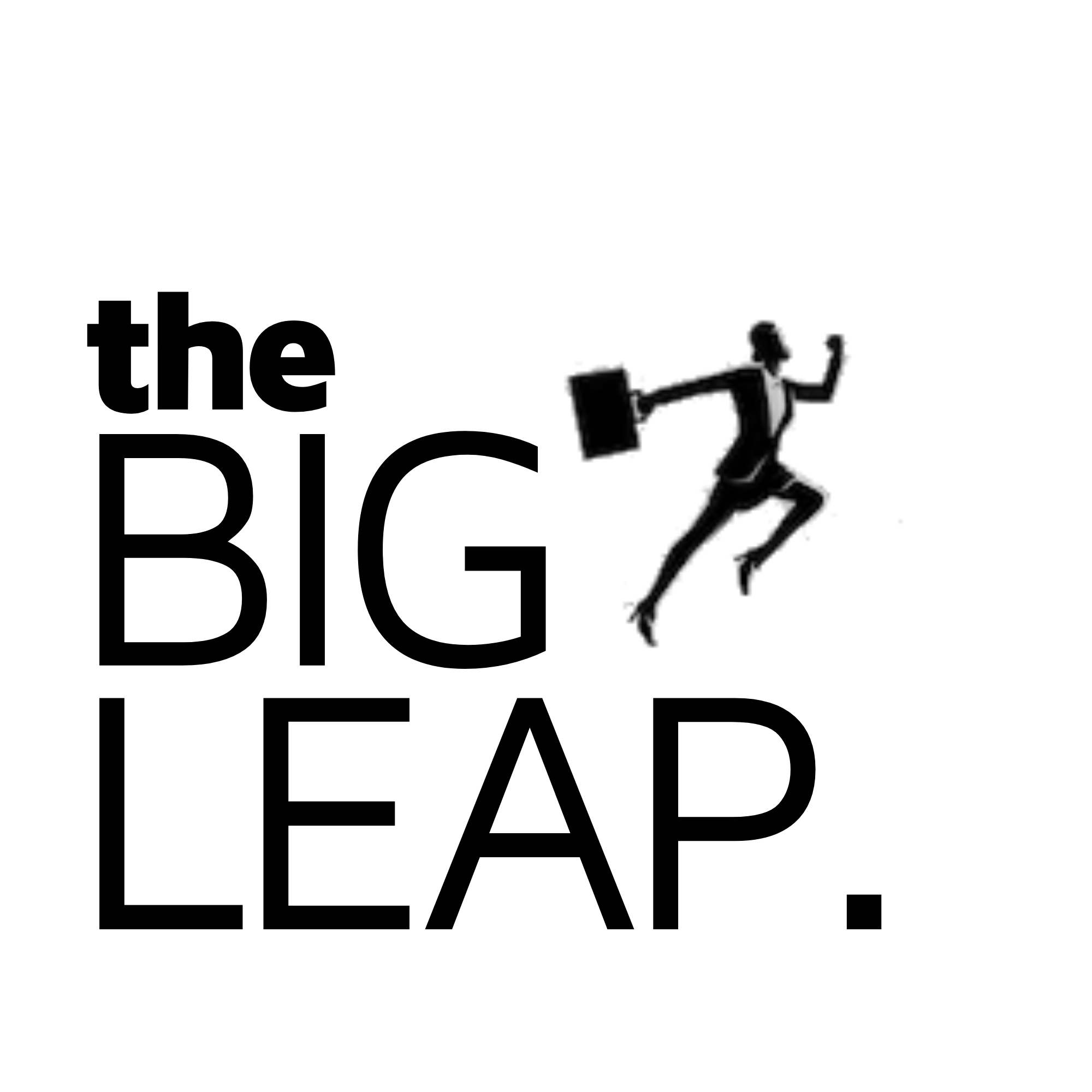 The Big Leap Logo