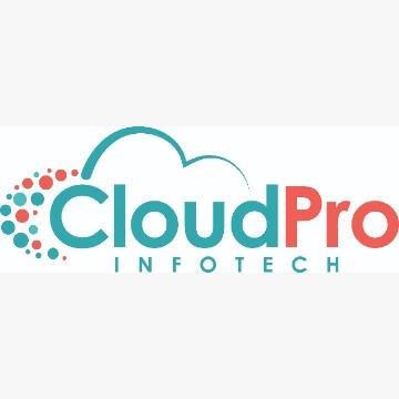 CloudPro Infotech Logo