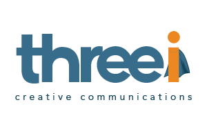Three(i) Creative Communications Logo