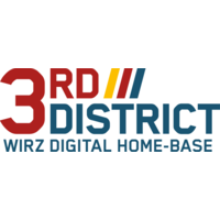 3rd district Logo