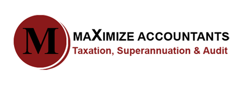 Maximize Accountants Logo
