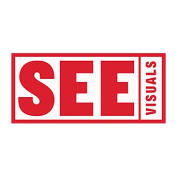 SEE Visuals Logo