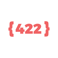 422 Studios logo