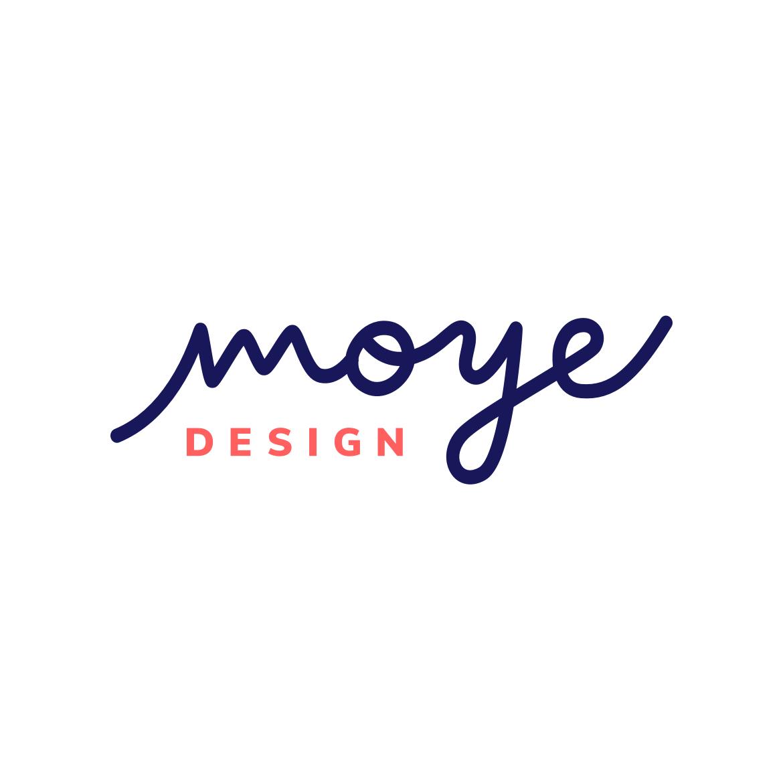 Moye design Logo