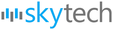 Skytech IT Logo