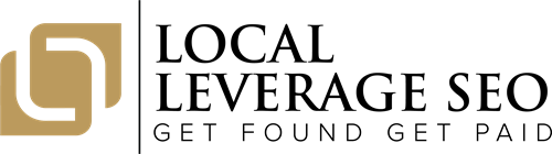 Local Leverage SEO Logo