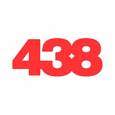 438 Marketing Logo
