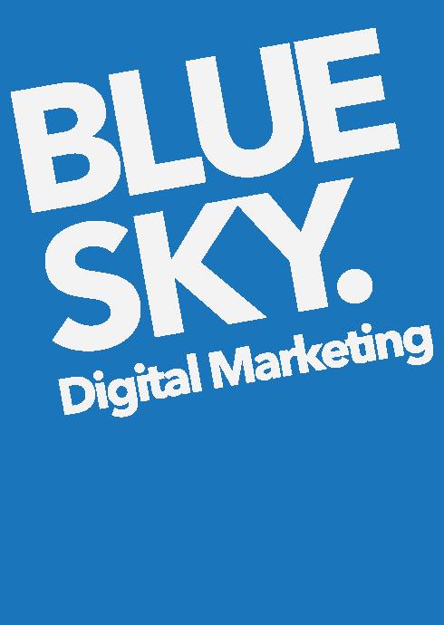 Blue Sky Digital Marketing Logo