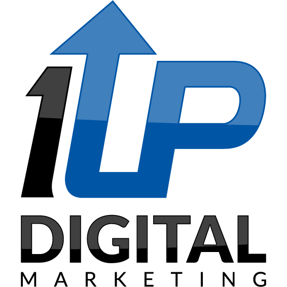 1UP Digital Marketing Logo