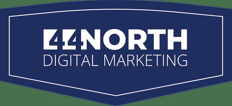 44 North Digital Marketing Logo