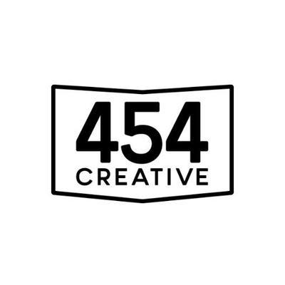 454 Creative Logo