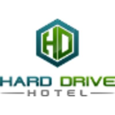 Hard Drive Hotel Logo