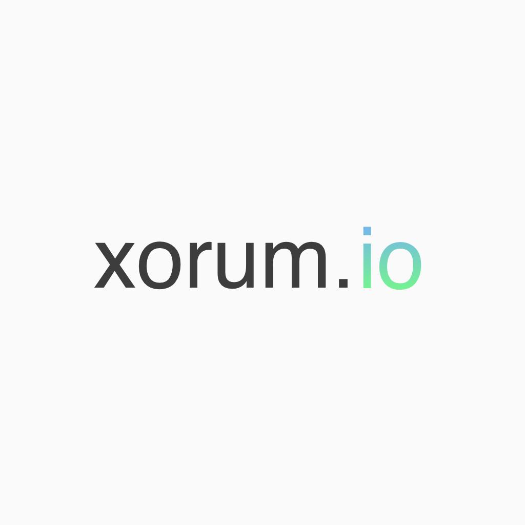 xorum.io Logo