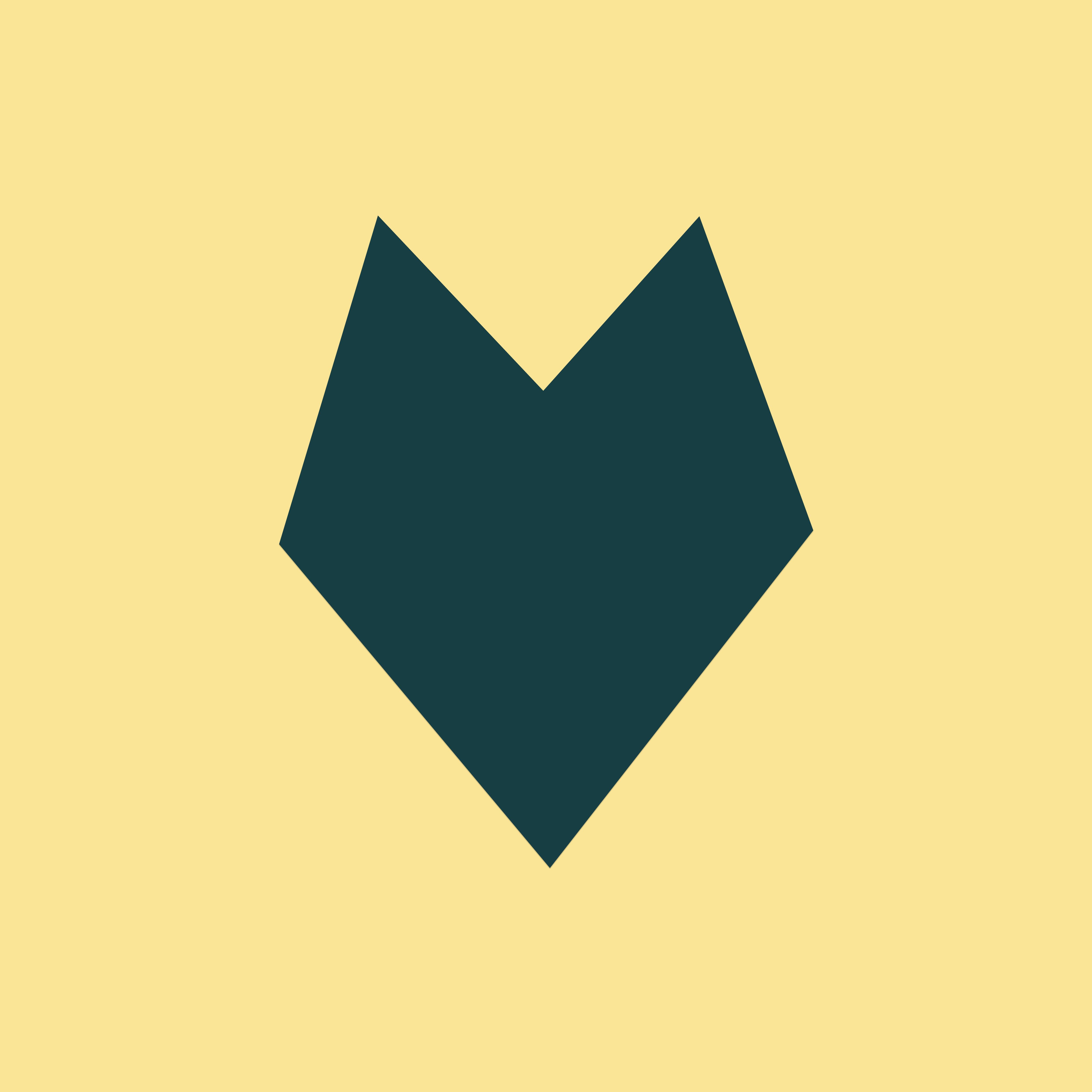 One Bold Wolf Logo