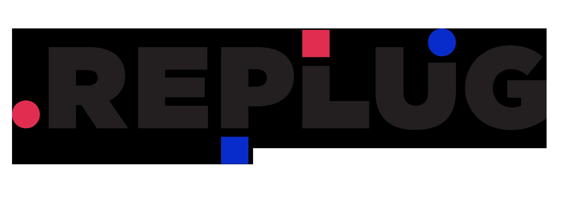 REPLUG Logo