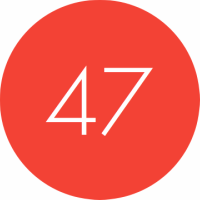 47 Degrees Logo