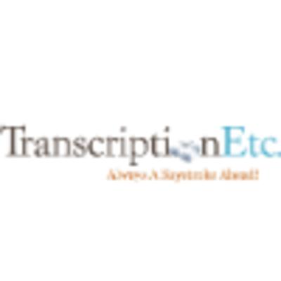 Transcription Etc. Logo