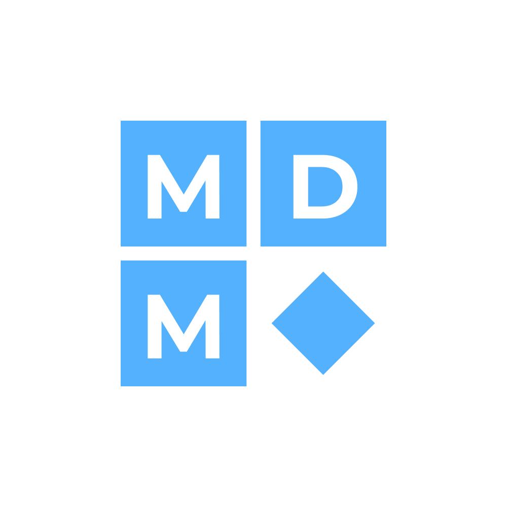 MDM.LLC Logo
