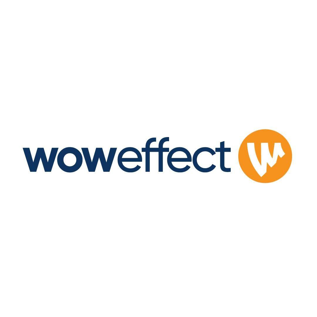 Wow Effect Communications Logo