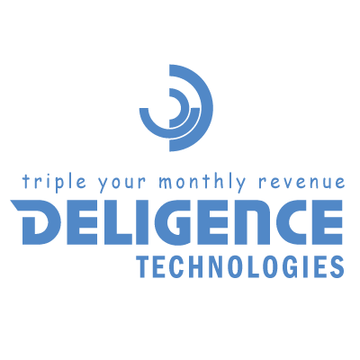 Deligence Technologies Pvt. Ltd. Logo