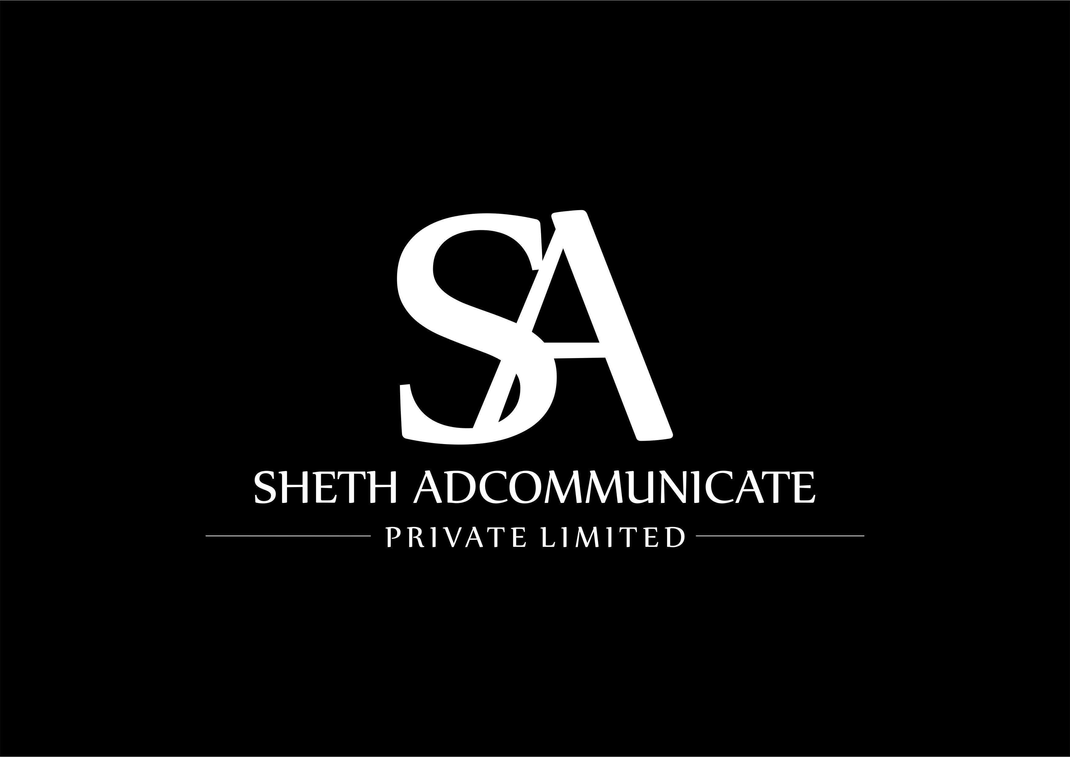Sheth Adcommunicate Pvt Ltd(Craftee Ads) Logo