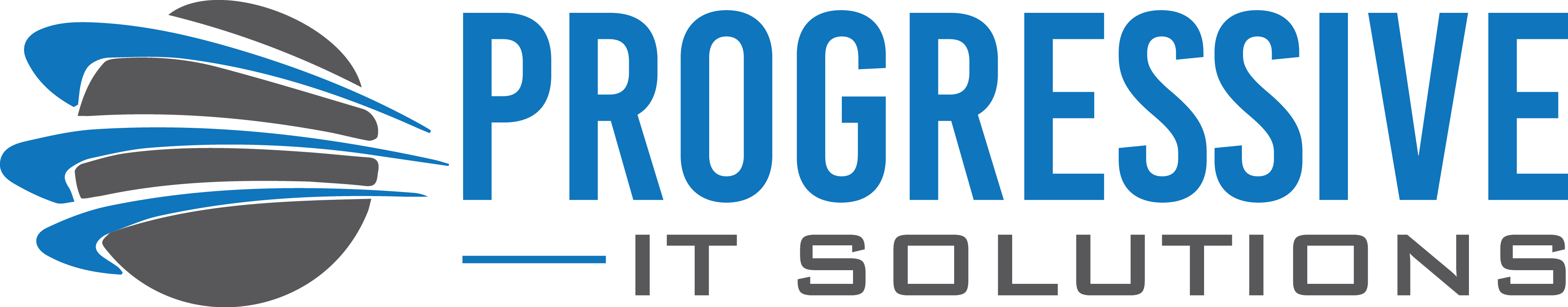 Progressive IT Solutions Logo