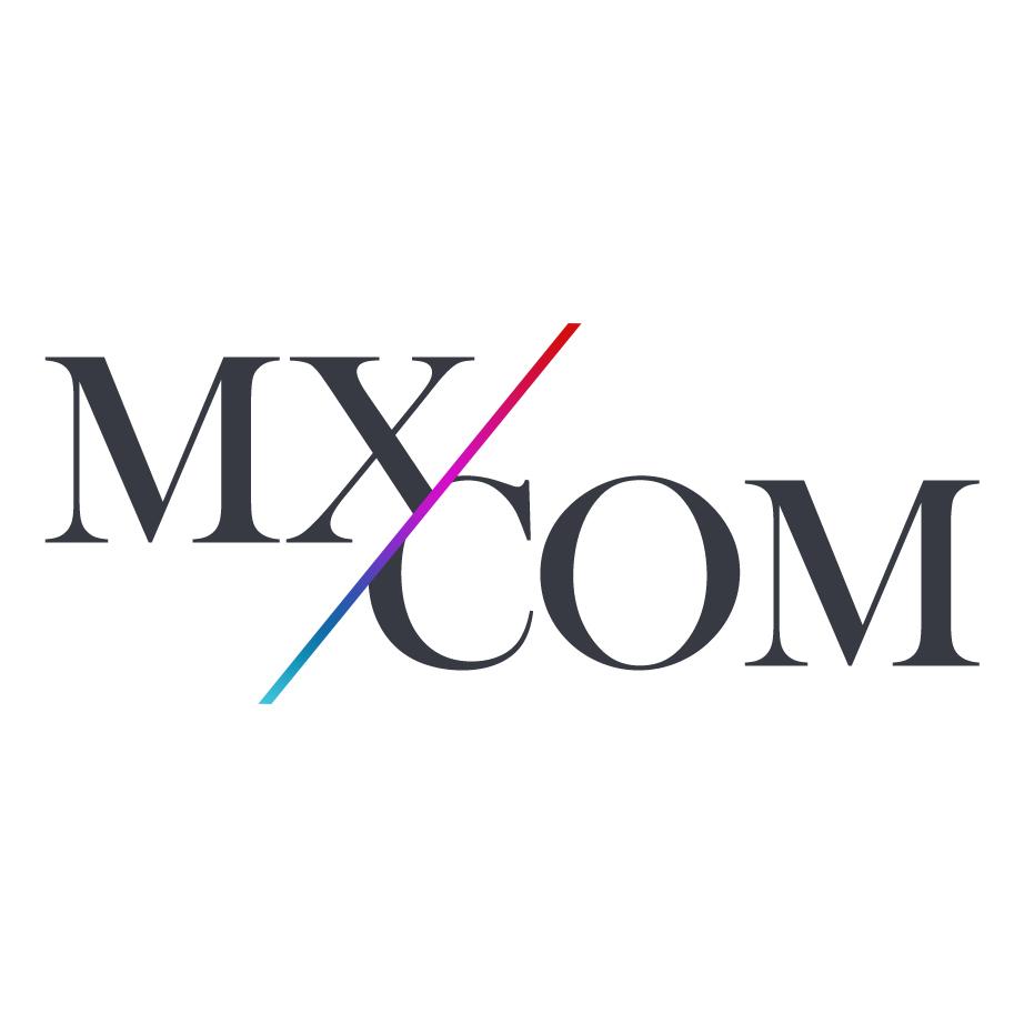 MX/COM Logo