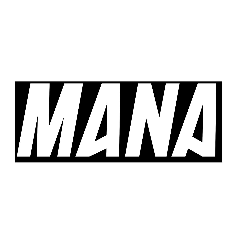 Mana Animation Studio Logo