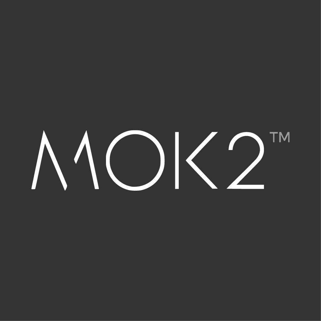 MOK2 | Brand Intelligence & Design Logo
