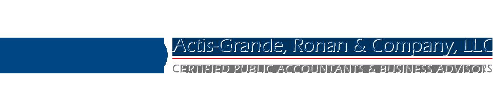 ACTIS-GRANDE, RONAN & COMPANY, LLC Logo