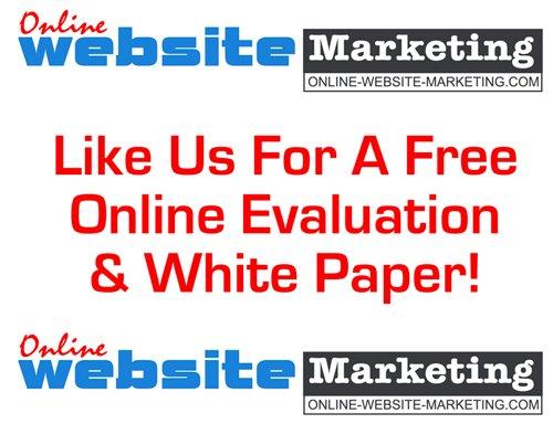 Online Website Marketing Logo