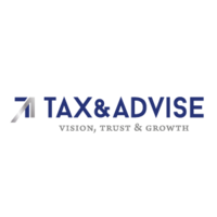 Tax & Advise Logo