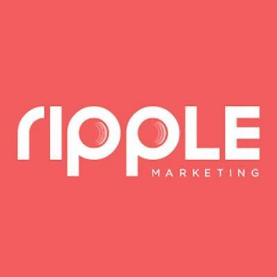 Ripple Marketing Logo