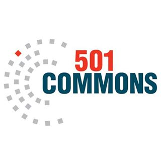 501 Commons Logo