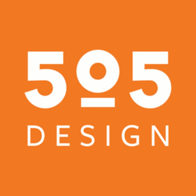 505Design Inc. Logo