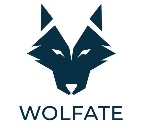 Wolfate Logo