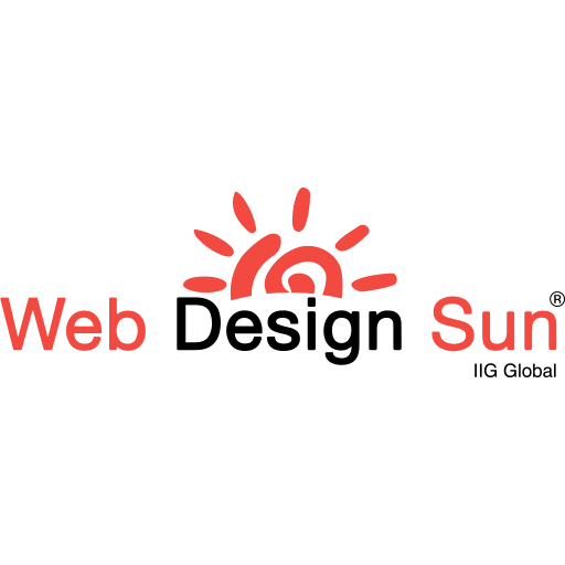 Web Design Sun® Logo