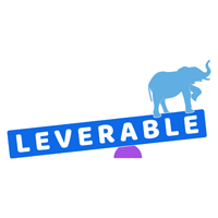 Leverable SEO Logo