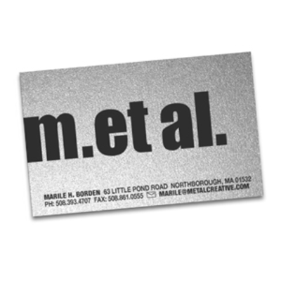 Metal Creative Services Logo