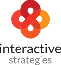 Interactive Strategies Logo