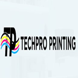 TechPro Printing Inc. Logo
