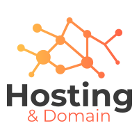 Hosting and Domain Logo