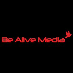 Be Alive Media Logo