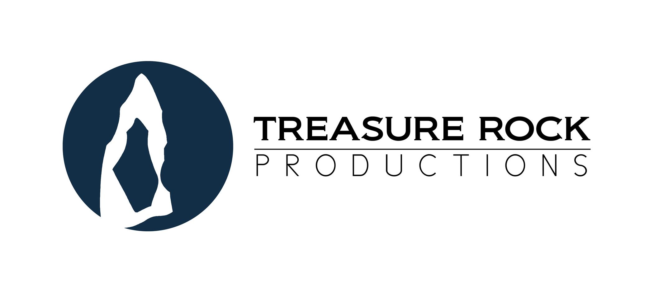 Treasure Rock Productions Logo