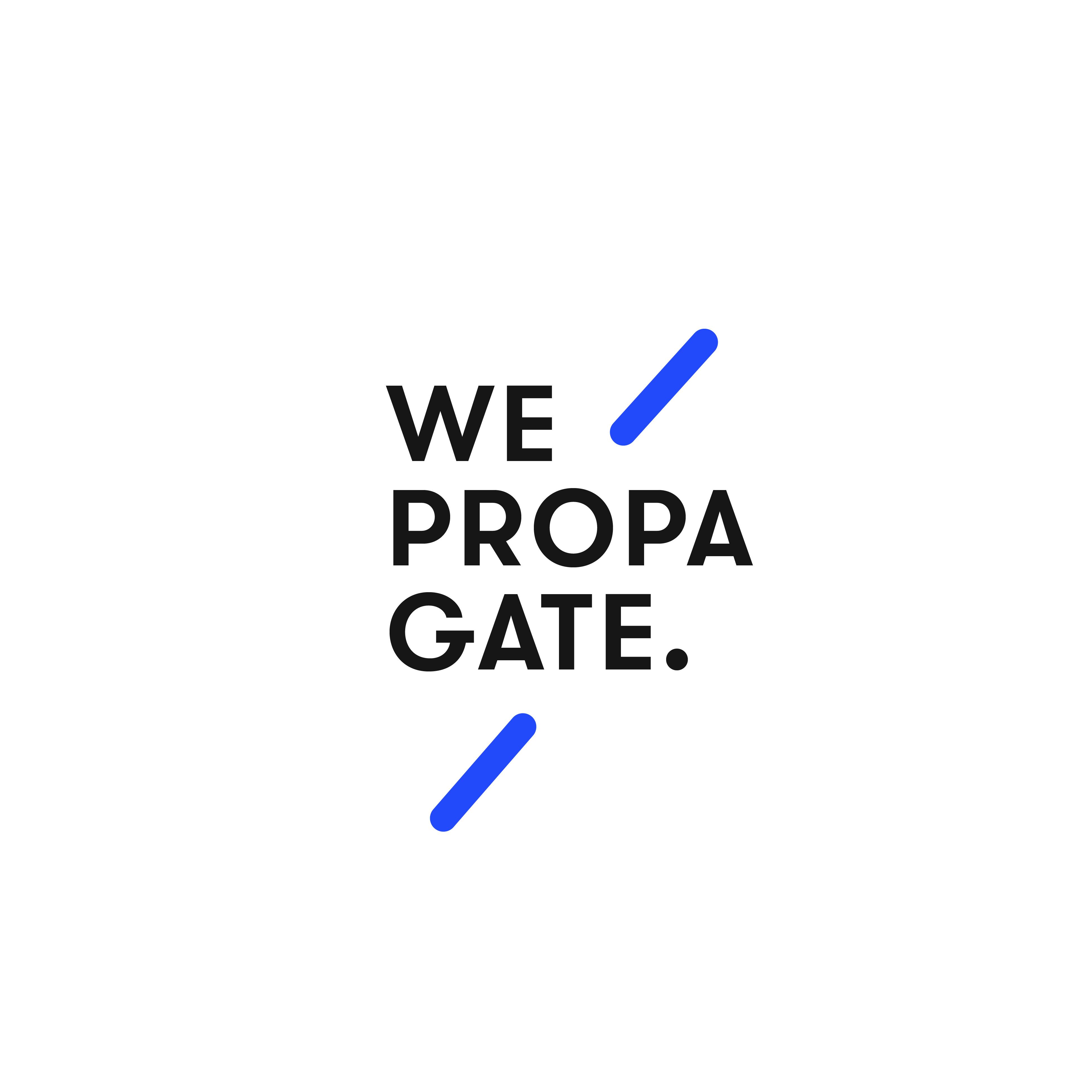 WePropagate Logo