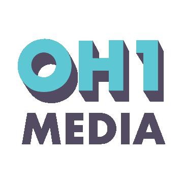 Oh 1 Media Logo
