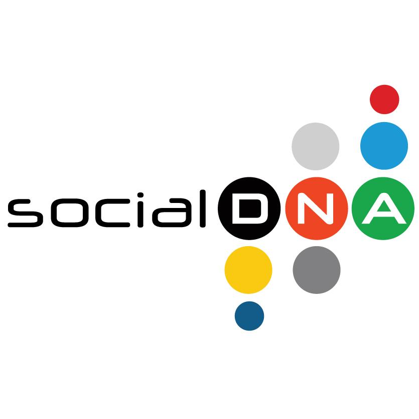 Social DNA Logo