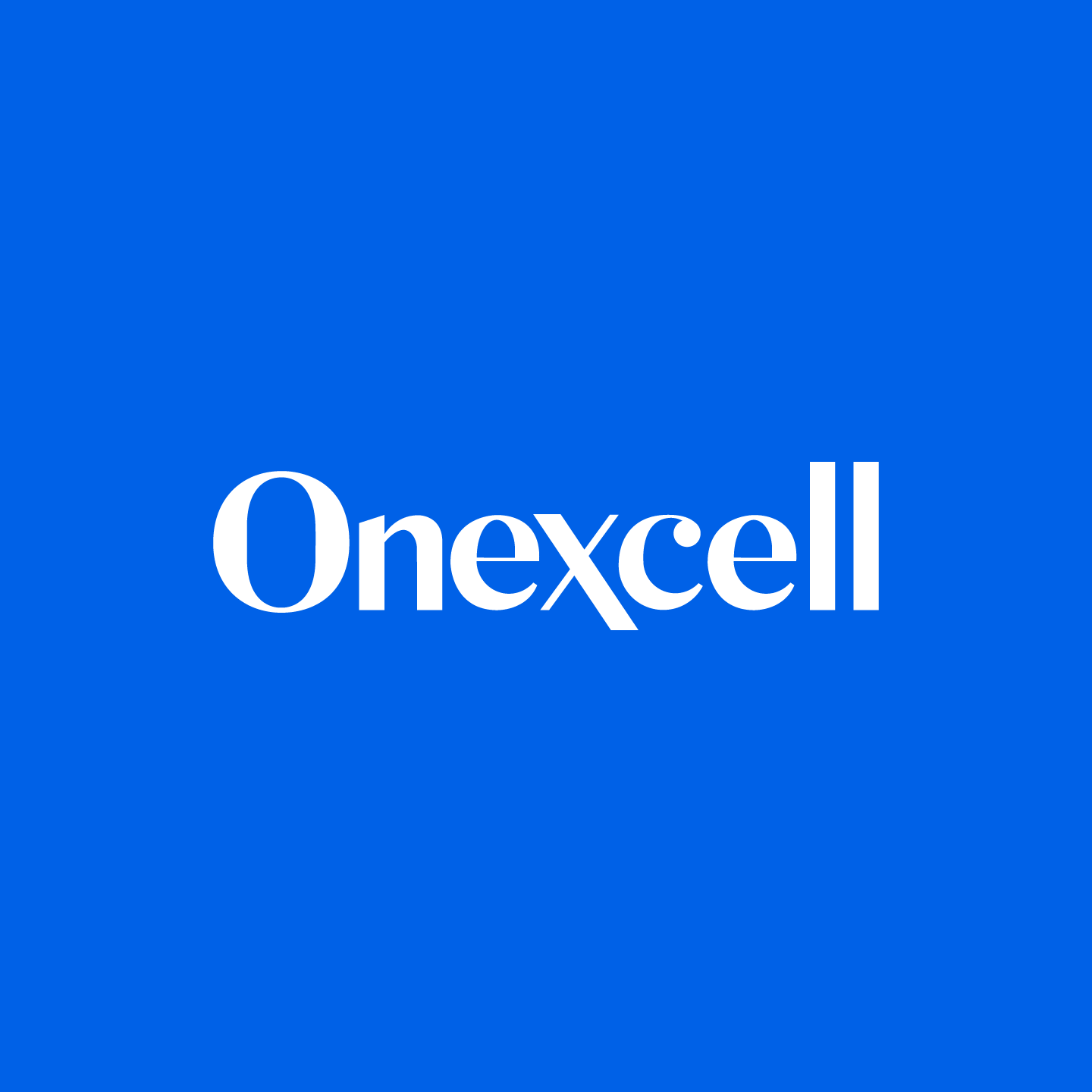 Onexcell Logo
