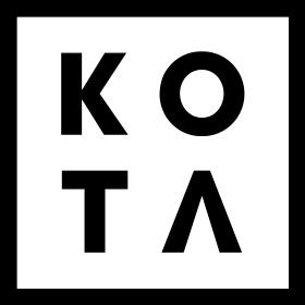 KOTA -  Creative Digital Agency Logo