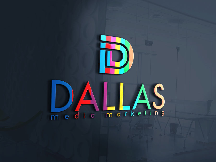 Dallas Media Marketing Logo